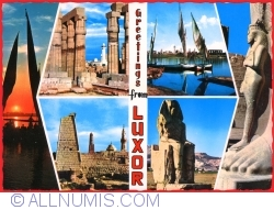 Image #1 of Luxor - Greetings from Luxor