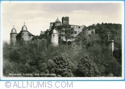 Image #1 of Wertheim am Main - Ruins of the castle (1935)