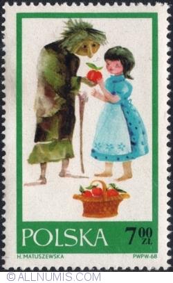 Image #1 of 7 Złotych - Snowy white 1968