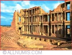 Sabratha - Teatrul antic