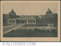 Vienna Heldendenkmal (Memorialul de război sovietic) (1947)