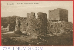 Image #1 of Bornholm - Part from Hammershus Ruins