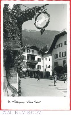 "Imaginea #1 a Sankt Wolfgang - Hanul ""Calul alb"" (Weisses Rössl) (1955)"