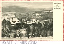 Image #1 of Giant Mountains over Schreiberhau (Szklarska Poręba now) with Szrenica