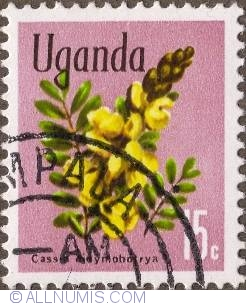 Image #1 of 15 Cents 1969 - Cassia didymobotrya