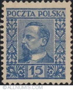 Image #1 of 15 Groszy 1928 - Henryk Sienkiewicz