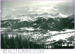 Image #1 of View of The Zakopane and Tatras (1966)