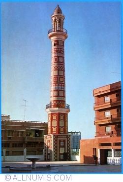 Imaginea #1 a Bahrain - Moschea Juma - Minaretul