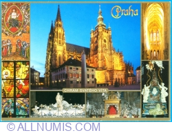 Image #1 of Prague - The Cadedral of St. Vitus
