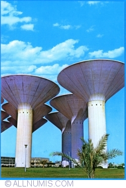 Image #1 of Kuwait City - Water Tanks