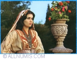 Image #1 of Lebanese Girl in oriental dress
