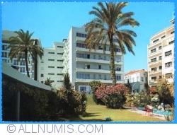 "Image #1 of Beirut - ""Excelsior"" hotel and tis garden"