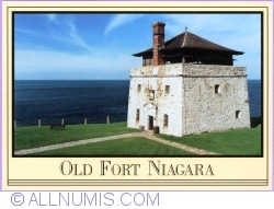 Image #1 of Youngstown, New York  - Old Fort Niagara, North Redoubt (2015)