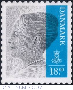 Image #1 of 18 Kroner - Queen Margrethe II 2014