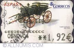 Image #1 of 1,92€ - Faeton Exclusivo 1850