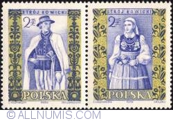 Image #1 of 2 zlote; 2 zlote - Man and woman from Łowicz