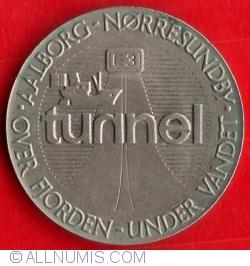 Limfjordstunnelen-Limfjord Tunnel 1969