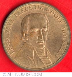 Frederik Adolph Holstein-Holsteinsborg Saving Bank 1810-1960