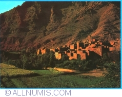 Image #1 of South Morocco - Village in Todgha valley