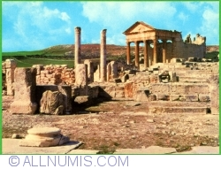 Image #1 of Dougga - The Capitol