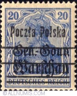 Image #1 of 20 Fenigow 1918 - Germania