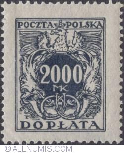 Image #1 of 2000 mark - Polish Eagle (bigger)