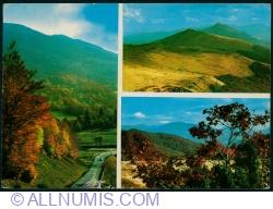 Bieszczady Mountains - Views (1975)