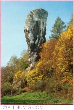 Image #1 of Pieskowa Skała (Little Dog's Rock) - Cudgel of Hercules (Maczuga Herkulesa) (1997)