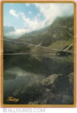 Image #1 of Tatra Mountains - Czarny Staw Gąsienicowy (1996)