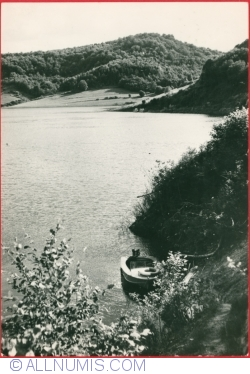 Image #1 of Bieszczady - Lake Solina - View (1972)