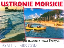 Image #1 of Ustronie Morskie - Greetings from the Baltic Sea - Views (1990)