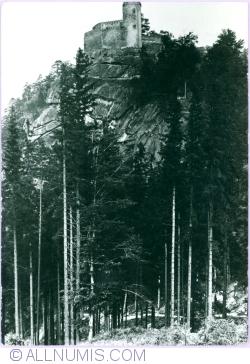 Image #1 of The ruins of the castle Chojnik (Sobieszów) (1961)