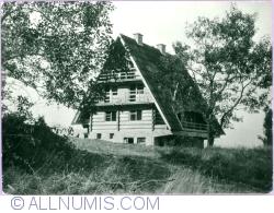 """Image #1 of Bieszczady Mountains - A shelter """"Pod Małą Rawką"""" (1981)"""