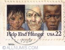 Image #1 of 22 Cents - Help End Hunger