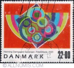 Image #1 of 22 Kroner - Postbillede, by Henning Damgaard-Sørensen 2001