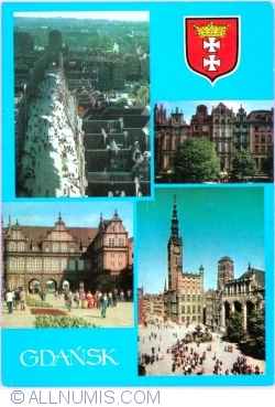 Image #1 of Gdańsk - Views (1988)