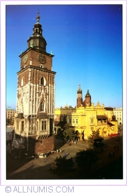 Image #1 of Cracow - The Main Market Square
