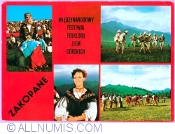 "Image #1 of ""The autumn in Zakopane"" (The festival) - Bulgarian dance (1983)"