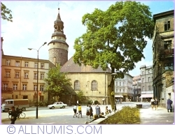 Image #1 of Jelenia Góra - The St. Anna Church (1977)