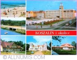 Image #1 of Koszalin - Views (1994)