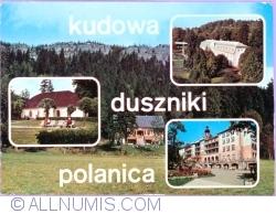 Image #1 of Kudowa; Duszniki; Polanica - Views (1981)