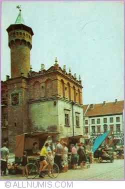 Image #1 of Tarnów - The town hall (1971)