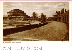Image #1 of Wrocław - Centennial Hall (former Folk Hall)