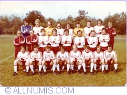 Image #1 of Polish football team. World Championship - 1978