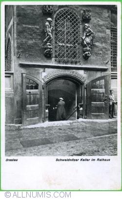 Image #1 of Breslau - City Hall. Schweidnityer Keller