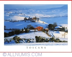 Imaginea #1 a Val d´Orcia, Siena