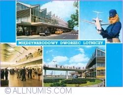 Image #1 of Warsaw - International Airport - Views (1975)