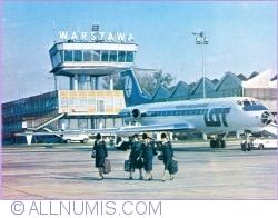 Image #1 of Tupolev 134 (1984)