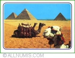 Image #1 of Giza - The pyramids (2007)