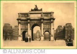 Imaginea #1 a Paris - Carrousel Triomphal Arch (L'Arc de Triomphe du Carrousel) (1928)